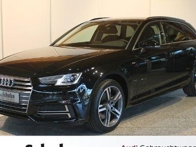 gebraucht Audi A4 Avant sport / MMi-Navi/GRA/ S-Line KLIMA XENON ALU