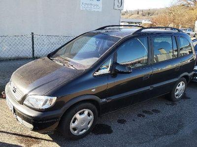 second-hand Opel Zafira 2.0 DTI Selection Free
