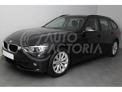 gebraucht BMW 318 d Touring 150 PS AUTOMATIK PACK Navi