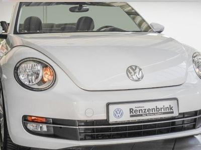 usado VW Beetle Cabrio Design 1.2 TSI DSG Keyless (el. Fenster)
