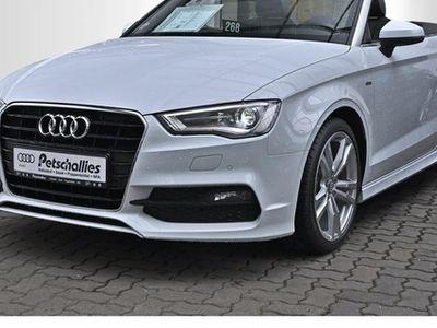 gebraucht Audi A3 Cabriolet S line
