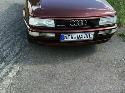 gebraucht Audi 80 b3 Coupe Quattro