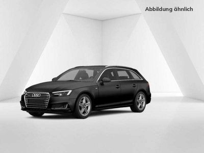 gebraucht Audi A4 Avant 35 TDI s-tronic s-line Navi Plus Klima