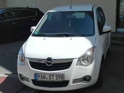 gebraucht Opel Agila 1.2 Automatik Edition