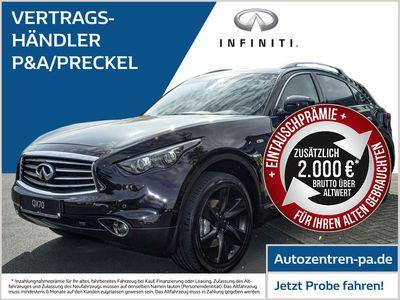 gebraucht Infiniti QX70 S Premium 5.0 AWD Aut. /Navi/Xenon/Leder