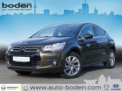 gebraucht Citroën DS4 So Chic Blue HDi 120PS Euro 6 NAVI PDC KLIMA LM-Fe