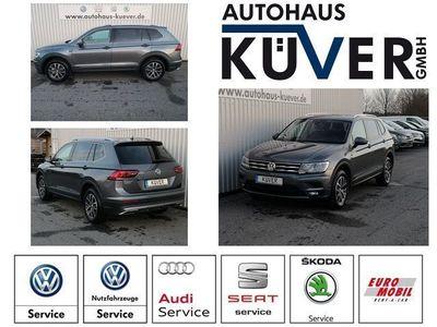 gebraucht VW Tiguan Allspace 1,5 TSI Comfortline DSG Navi AHK