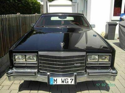 gebraucht Cadillac Eldorado als Cabrio/Roadster in München