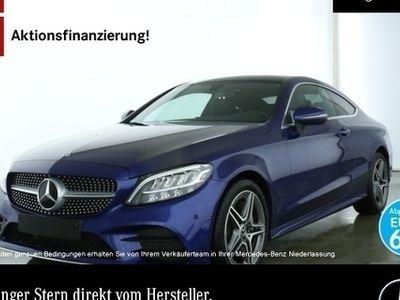 gebraucht Mercedes C300 Cp. AMG Pano LED Kamera PTS 9G Sitzh Temp