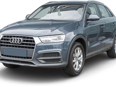 gebraucht Audi Q3 Q31.4 TFSI design Navi AHKXenonSitzheizung