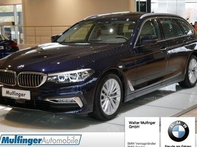 gebraucht BMW 540 d xDrive Luxury DrivAss KomfSi RCam Harman