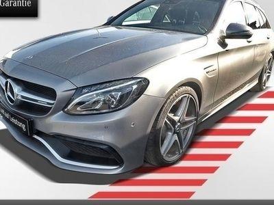 used Mercedes C63S AMG T AMG Comand Kamera Pano LED PDC