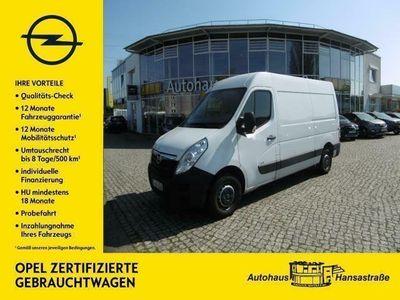 gebraucht Opel Movano L2H2 3,5t / Klima EPH Allwetter Sitzh. EU