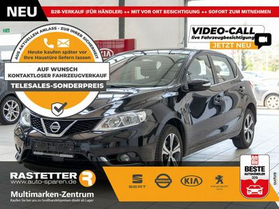 "gebraucht Nissan Pulsar ""1.2 acenta Aut Nav Kamera Shzg Klimaaut iKey"""