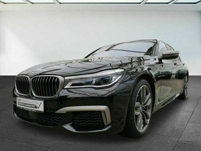 gebraucht BMW M760 xDrive Innovationsp. Navi Prof. TV