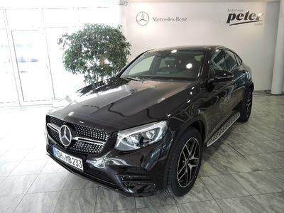 gebraucht Mercedes 350 GLCd 4MATIC Coupé