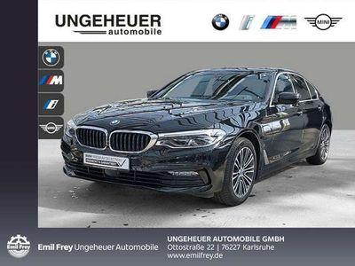 gebraucht BMW 530 e iPerformance Limousine Sport Line Head-Up