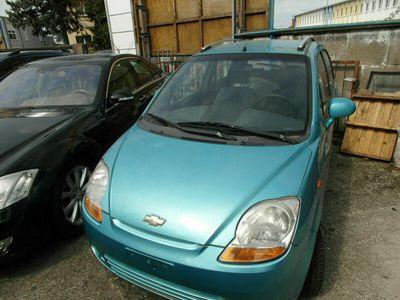 gebraucht Chevrolet Matiz 1.0 SX