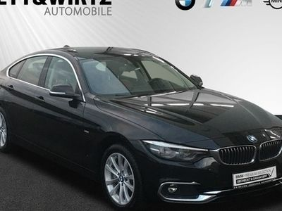 käytetty BMW 440 i xDrive Gran Coupe Luxury Line HUD