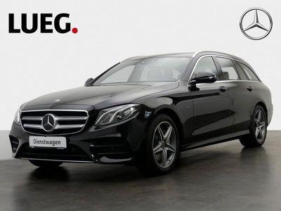 gebraucht Mercedes E300 T AMG
