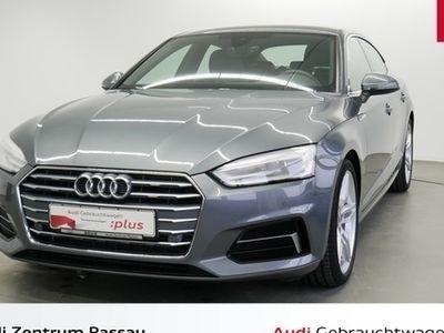 gebraucht Audi A5 Sportback 35 TDI S tro./S line/XENON/NAVI+/AH