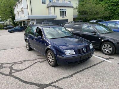 gebraucht VW Bora Variant 1.9 TDI 4Motion