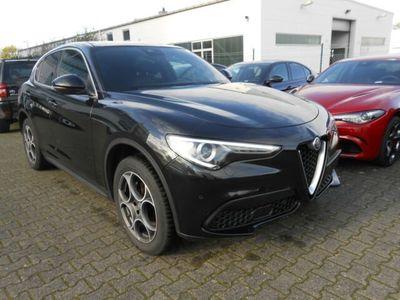 gebraucht Alfa Romeo Stelvio 2.0l 16V Turbo Super | Schiebedach