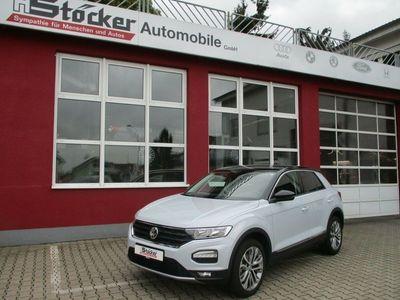 gebraucht VW T-Roc Style Climatr., Licht&Sicht, Winterpaket