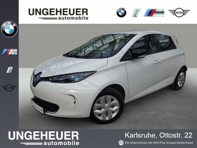gebraucht Renault Zoe (ohne Batterie) 22 kwh Life Tempomat