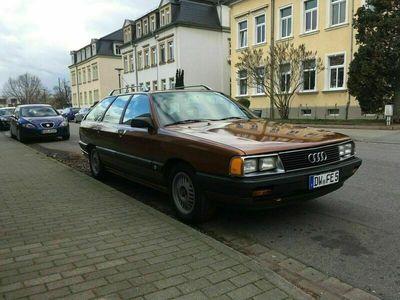 gebraucht Audi 100 2.3E US Front Centra H+R Koni ver...
