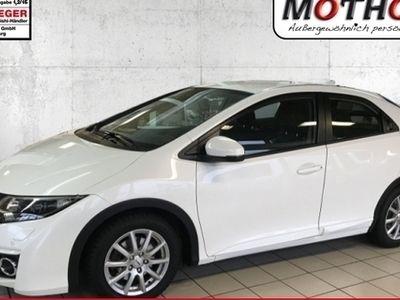 gebraucht Honda Civic 1.6 i-DTEC Elegance (Euro 6) Navigation,