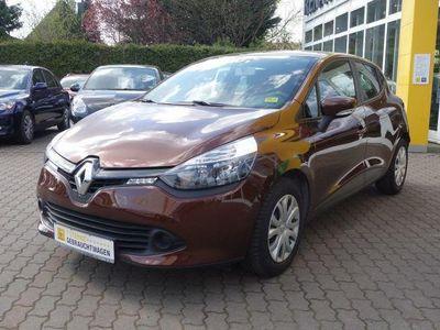 gebraucht Renault Clio IV 1.2 16V 75 Expression Klimaanlage,Navi