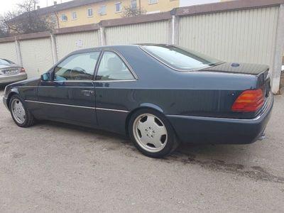 gebraucht Mercedes CL500 Tüv/Au NEU Lückenlose Scheckheft...