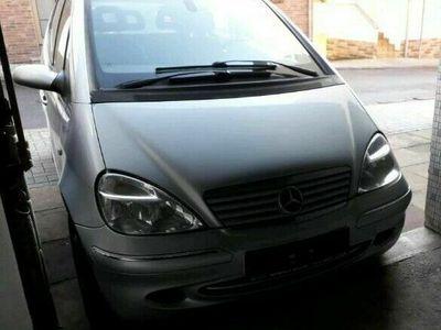 gebraucht Mercedes 170 MercedezCDI A klasse