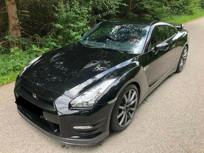 käytetty Nissan GT-R Black Edition Original Zustand Top Fahrzeug