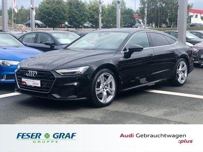 gebraucht Audi A7 Spb 55 TFSI qu 2x S line-Luft-Laser-Nachtsicht-Head Up