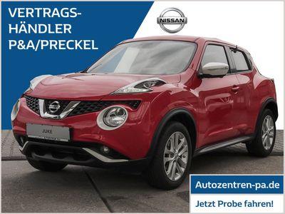 gebraucht Nissan Juke N-Connecta 1.2 DIG-T /Technology-Paket/Navi