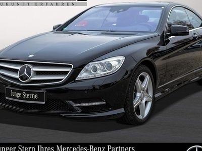 gebraucht Mercedes CL500 4MATIC AMGLINE+KAMERA+STANDHZ+++SITZKLIMA