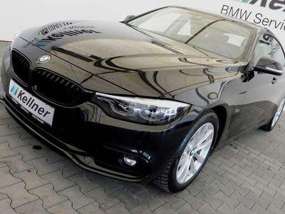 gebraucht BMW 420 Gran Coupé d Sport-Line, Leder, eh.UPE :