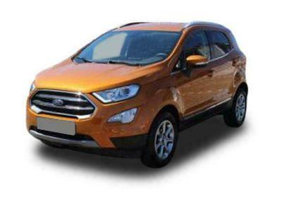 gebraucht Ford Ecosport EcoSportTitanium