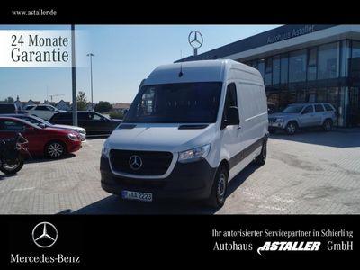 gebraucht Mercedes Sprinter 314 CDI KA Stand. Lang RS 3924+Hoch+Kam
