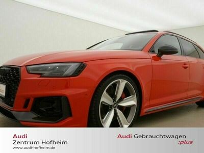 gebraucht Audi RS4 Avant qu tiptro. 331kW*RS Desing*RS Dynamik*RS Ko