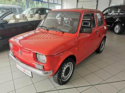 gebraucht Fiat 126 + AHK + Radio-CD + 8 Fach bereift