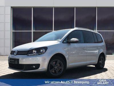 gebraucht VW Touran 1.4 TSI Comfortline Einparkhilfe