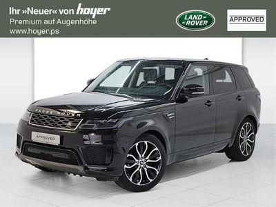 gebraucht Land Rover Range Rover Sport SDV6 HSE AHK Pano HUD DAB+