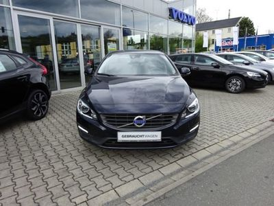 gebraucht Volvo S60 D3 Geartronic Linje Business *Navi*Xenon*PDC