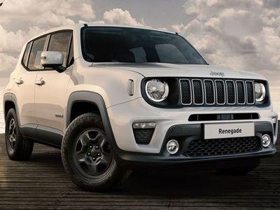 gebraucht Jeep Renegade 1.0 T-GDI Sport MY20 #BLUETOOTH #TEMPOMAT, Neuwagen, bei MGS Motor Gruppe Sticht GmbH & Co. KG