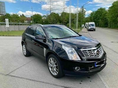gebraucht Cadillac SRX SRX 3.6 V6 4WDSport Luxury Autom.