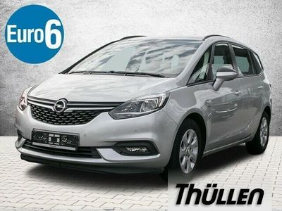 gebraucht Opel Zafira 1,4 Turbo Active