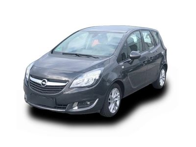 gebraucht Opel Meriva B drive 1.4 Turbo Klimaaut Tempomat MFL